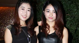 Beautiful Chinese women on your singles vacation.